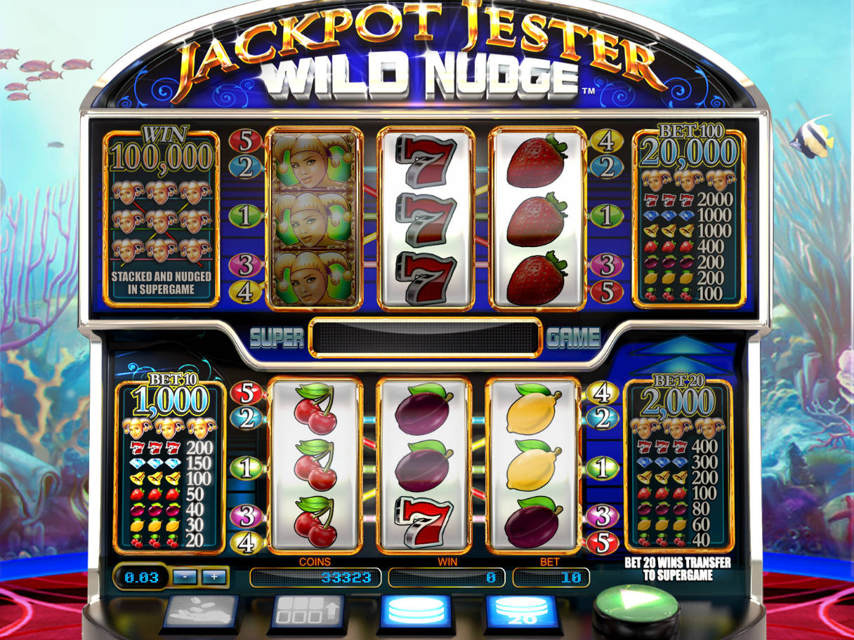 Progressive slot machine 25901