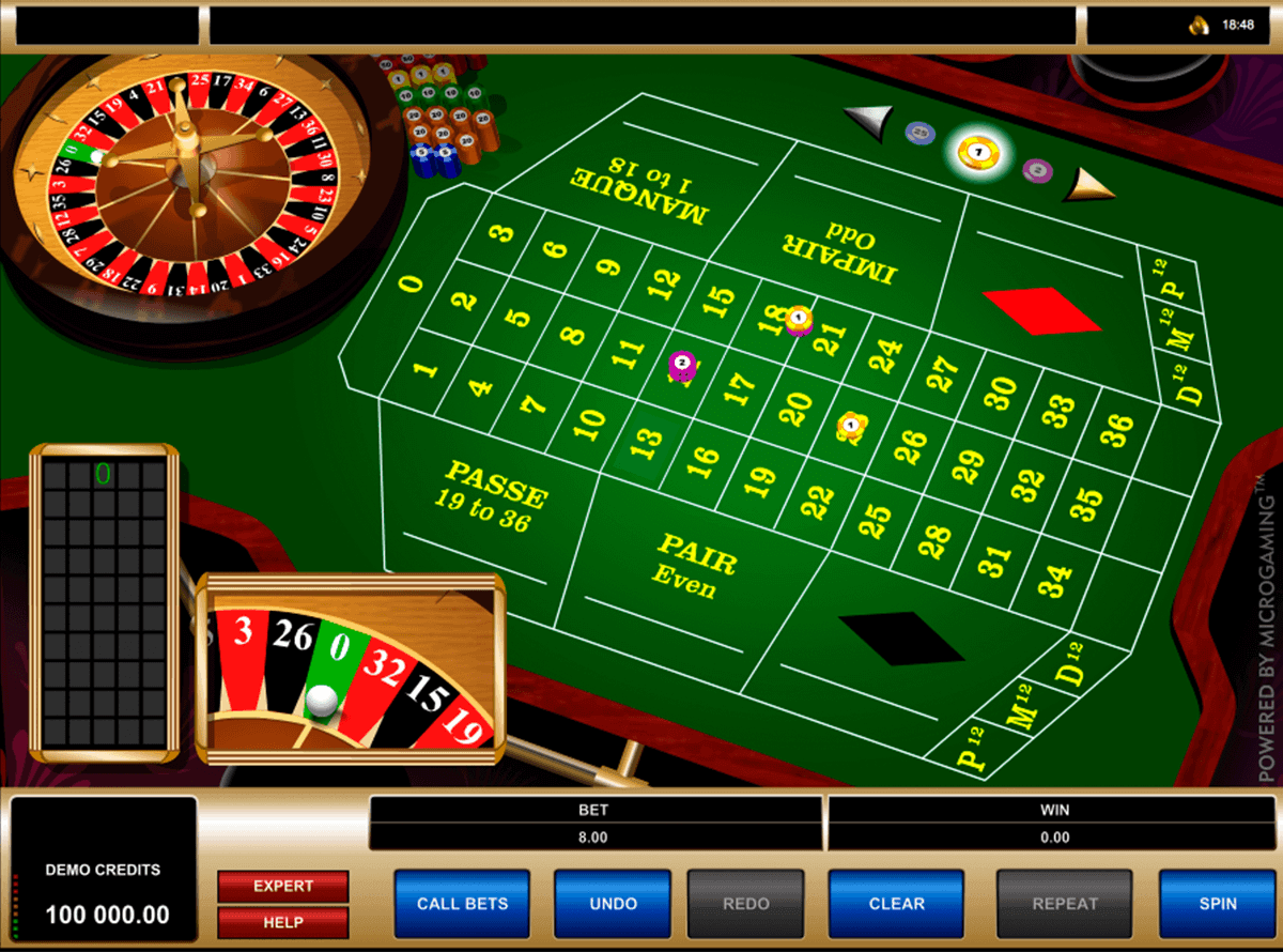 Microgaming French Roulette 42047